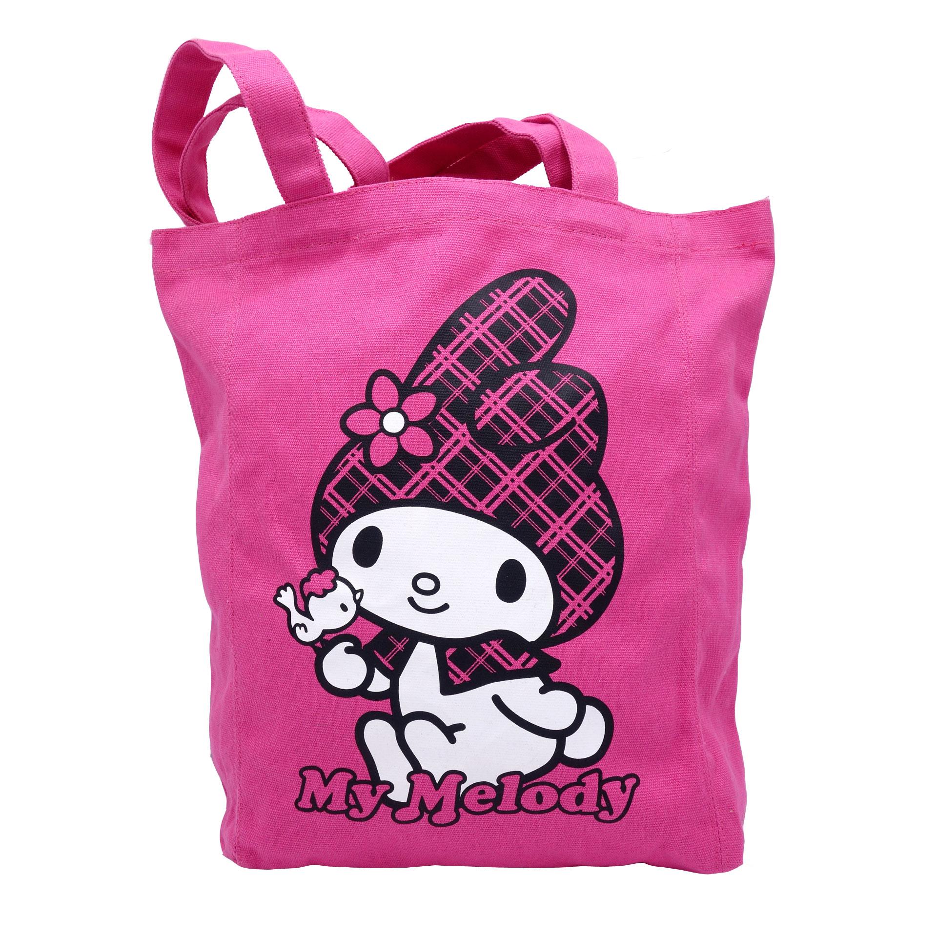Hello Kitty Canvas Einkaufstasche My Melody