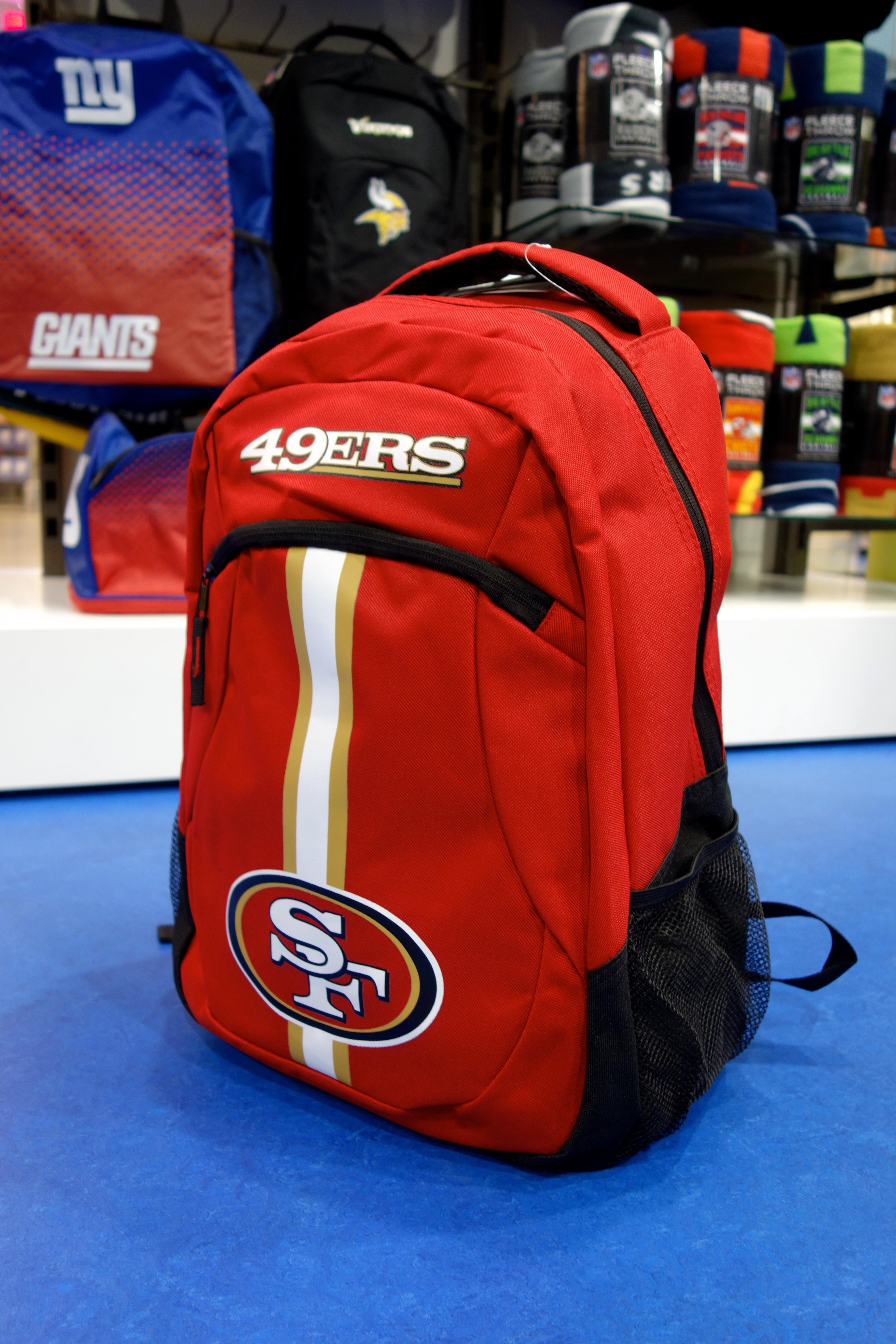 NFL Rucksack San Francisco 49ers