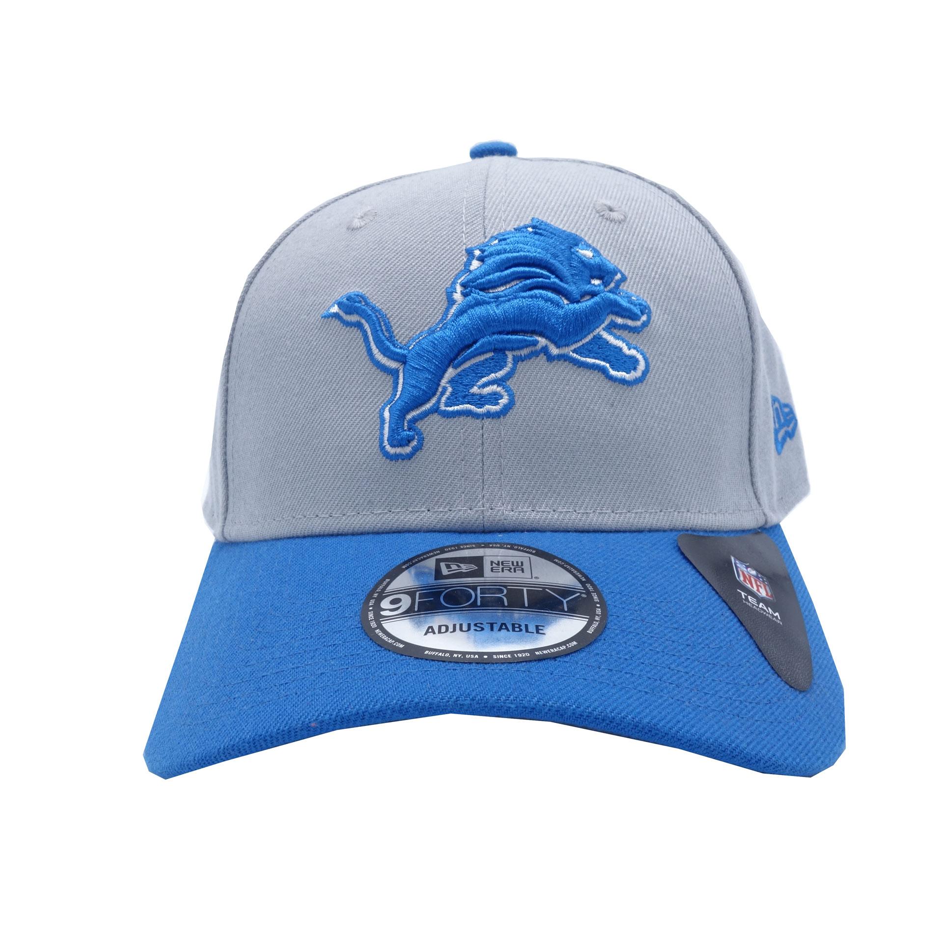 NFL New Era Cap Detroit Lions
