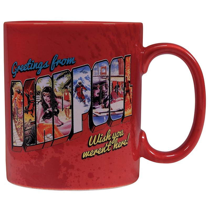 Deadpool Tasse Mug