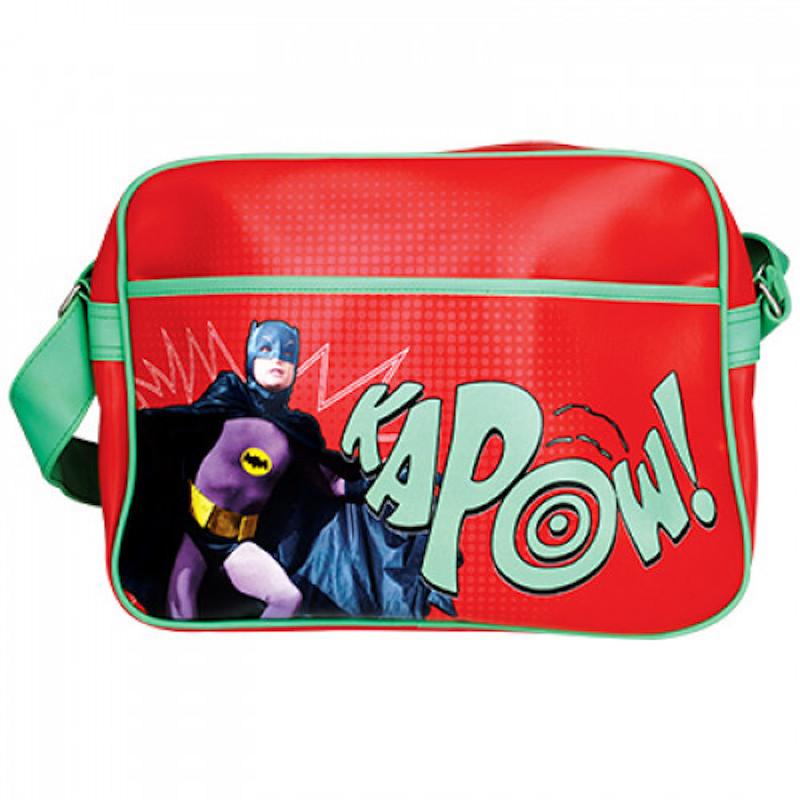 Batman Schultertasche Classic TV Series KAPOW! Tasche