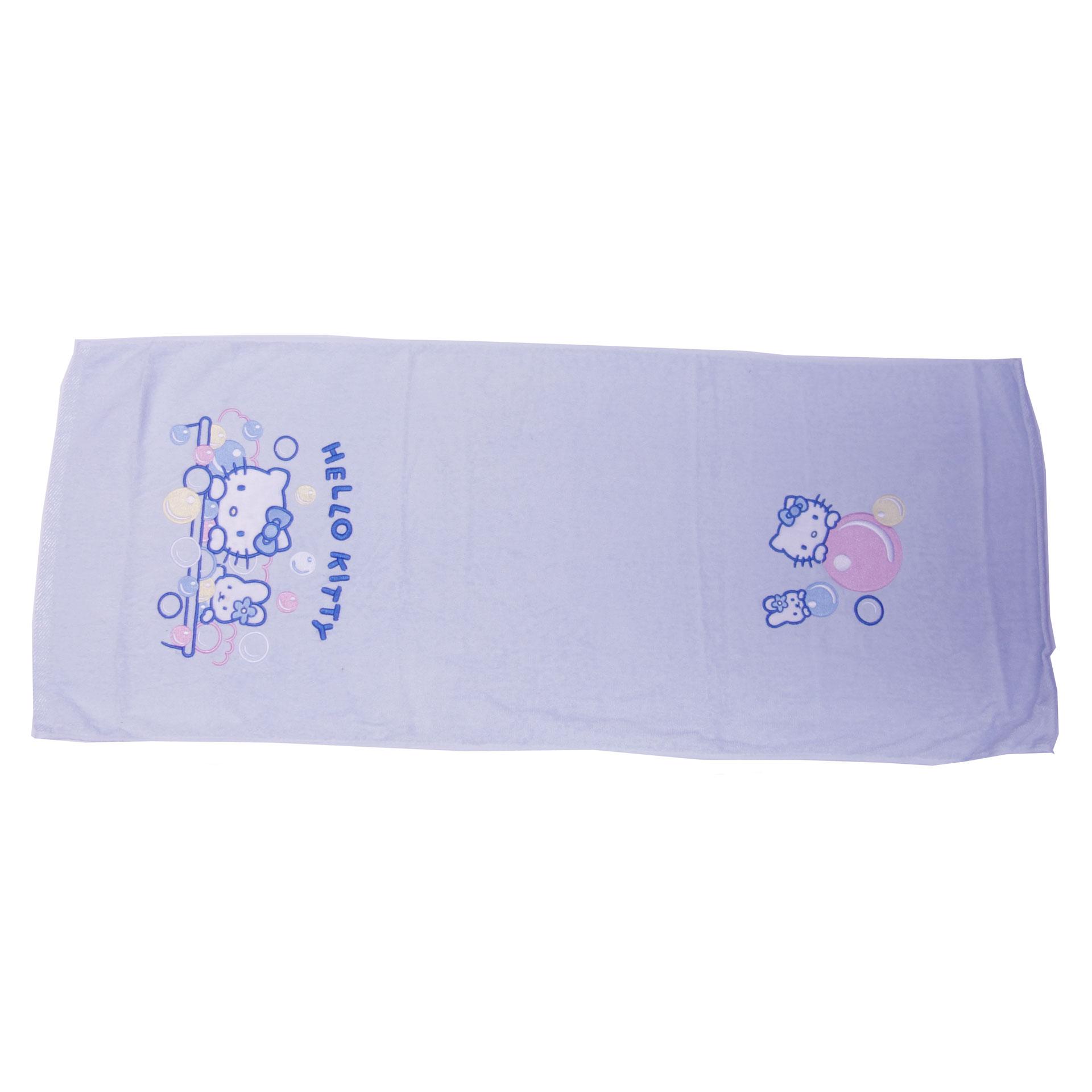 Hello Kitty Handtuch Bubble B KT