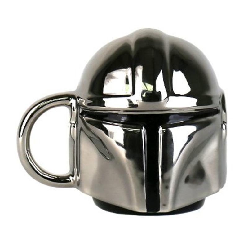 Der Mandalorian Mini Tasse, Shaped Mini Mug
