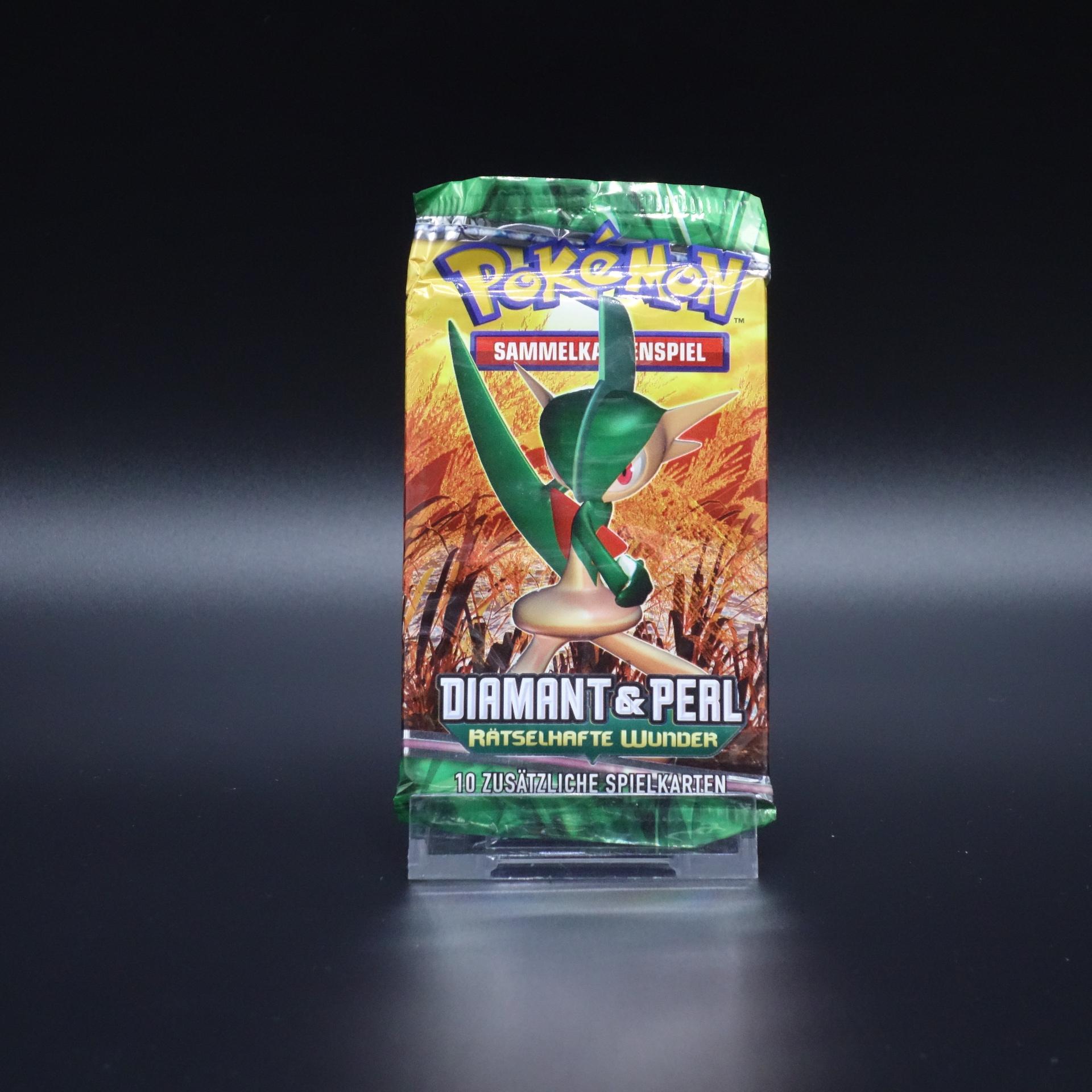 Pokemon Diamant & Perl Rätselhafte Wunder 2