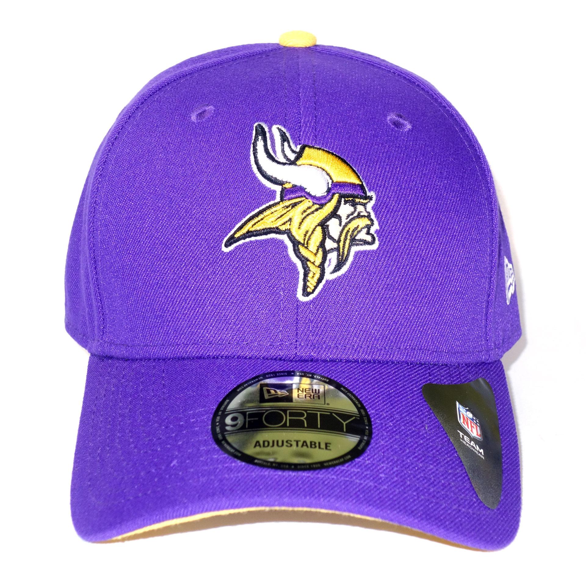 NFL New Era Cap Minnesota Vikings
