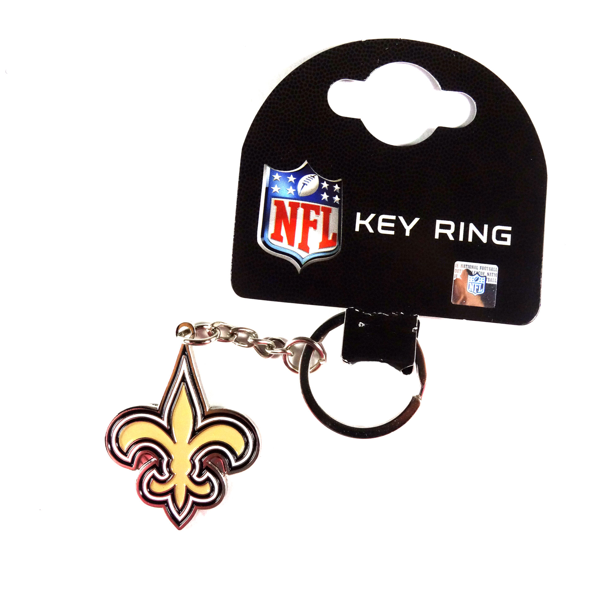 NFL Schlüsselanhänger New Orleans Saints