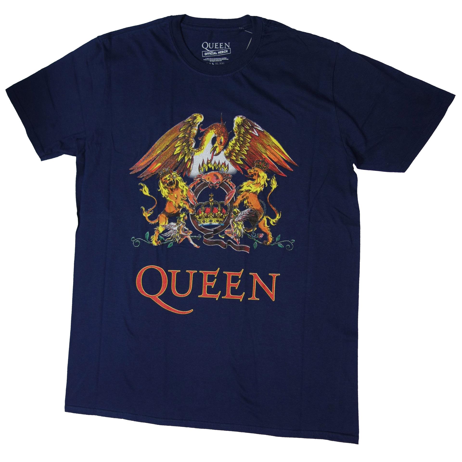 T-Shirt Queen Logo