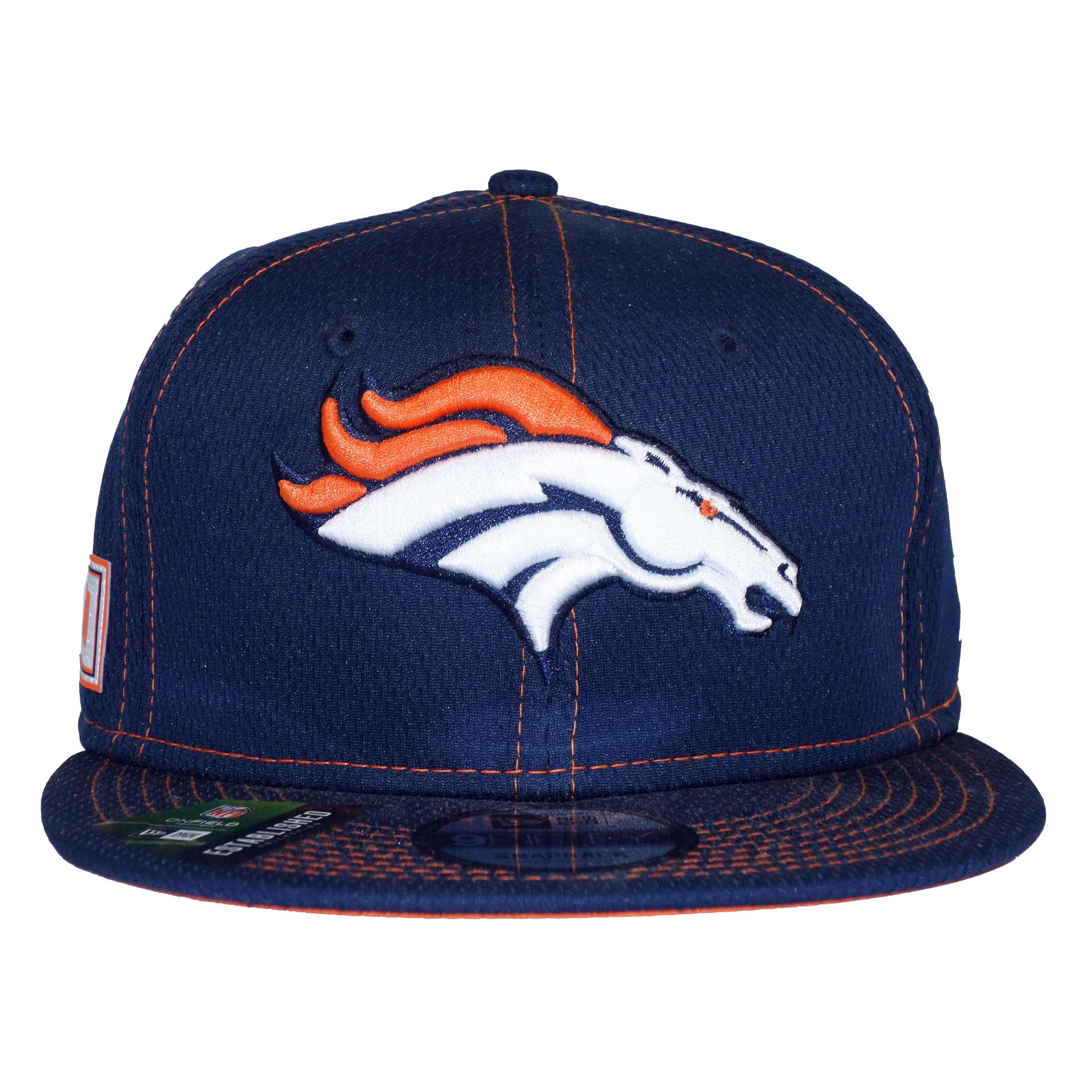 NFL New Era Cap Denver Broncos
