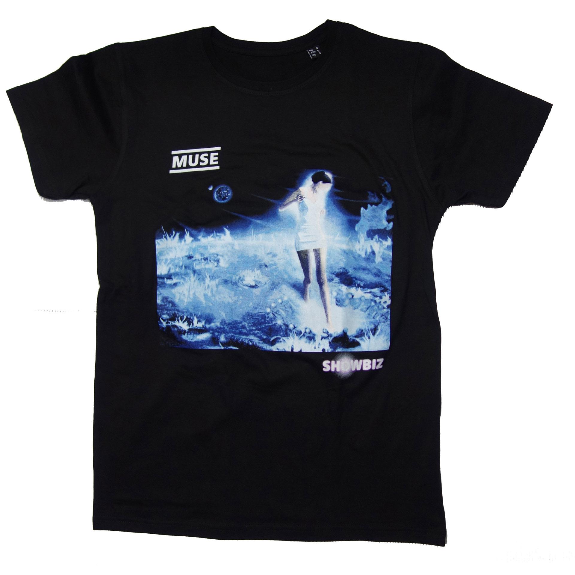 T-Shirt Muse Showbiz