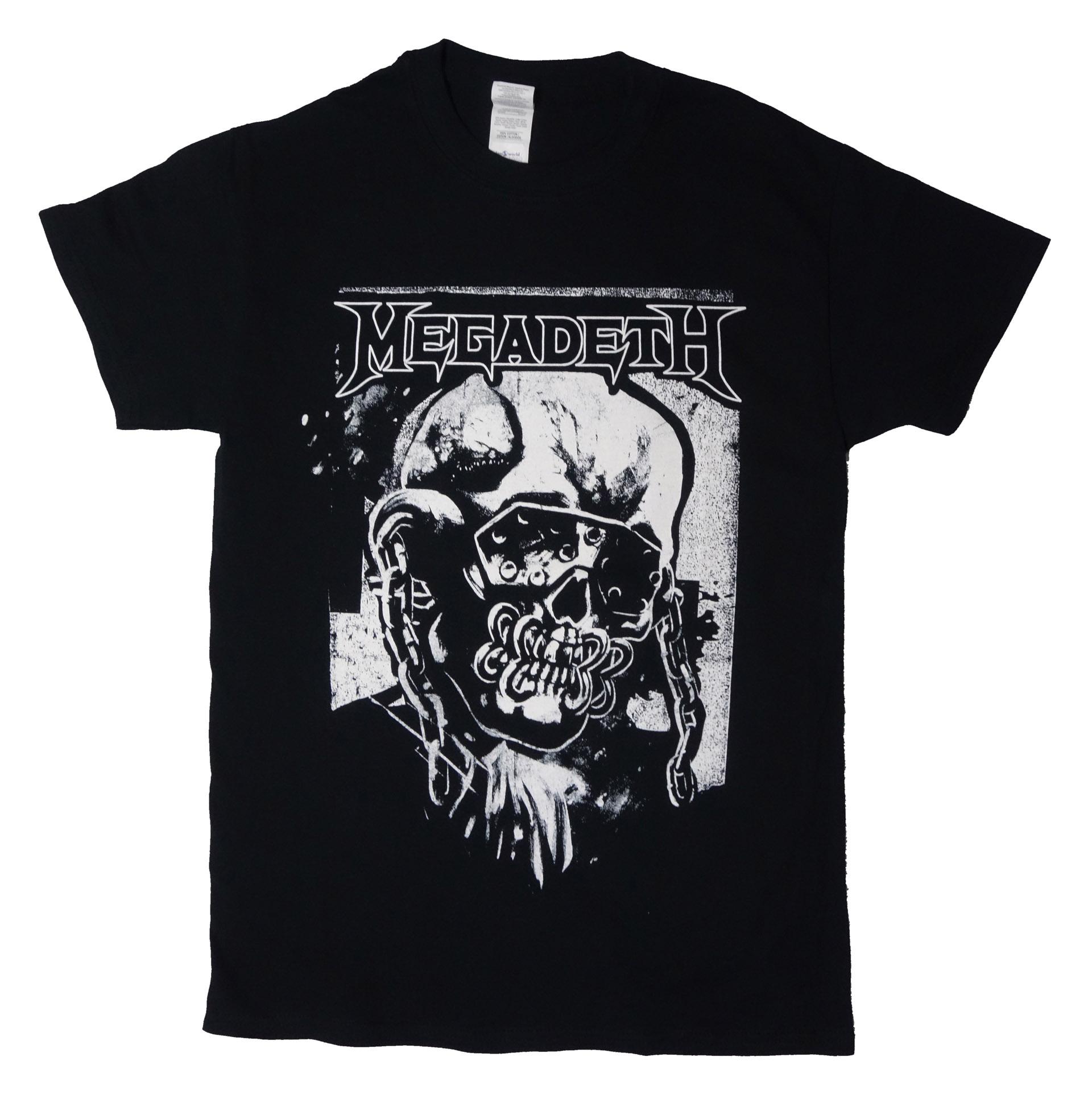 T-Shirt Megadeth -Hi Con Vic-