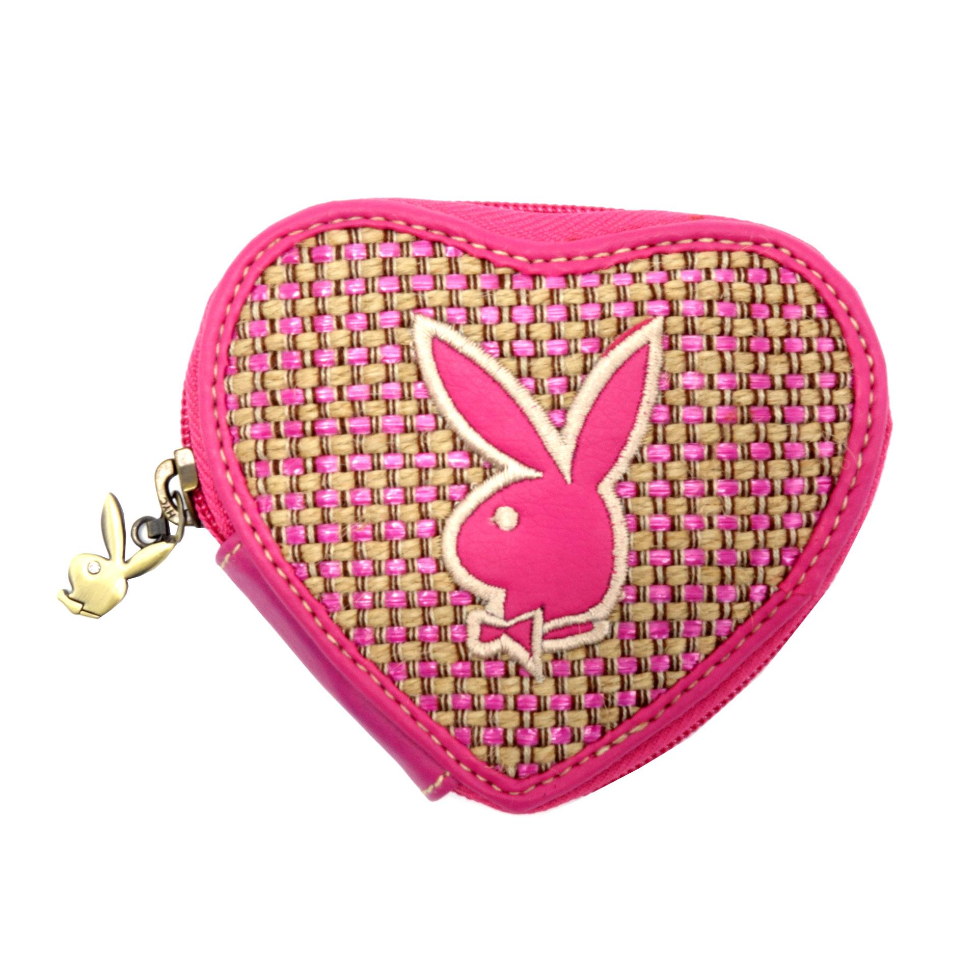 Playboy Kleine Damen Geldbörse Heart