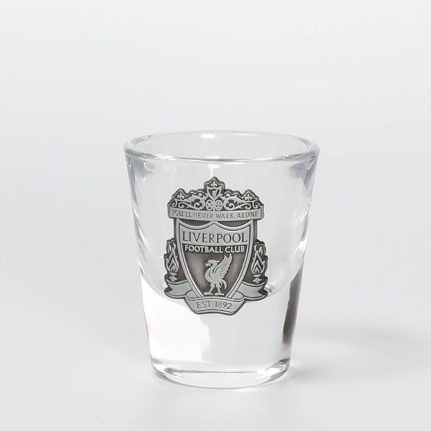 Liverpool FC Schnapsglas Logo Shot Glas
