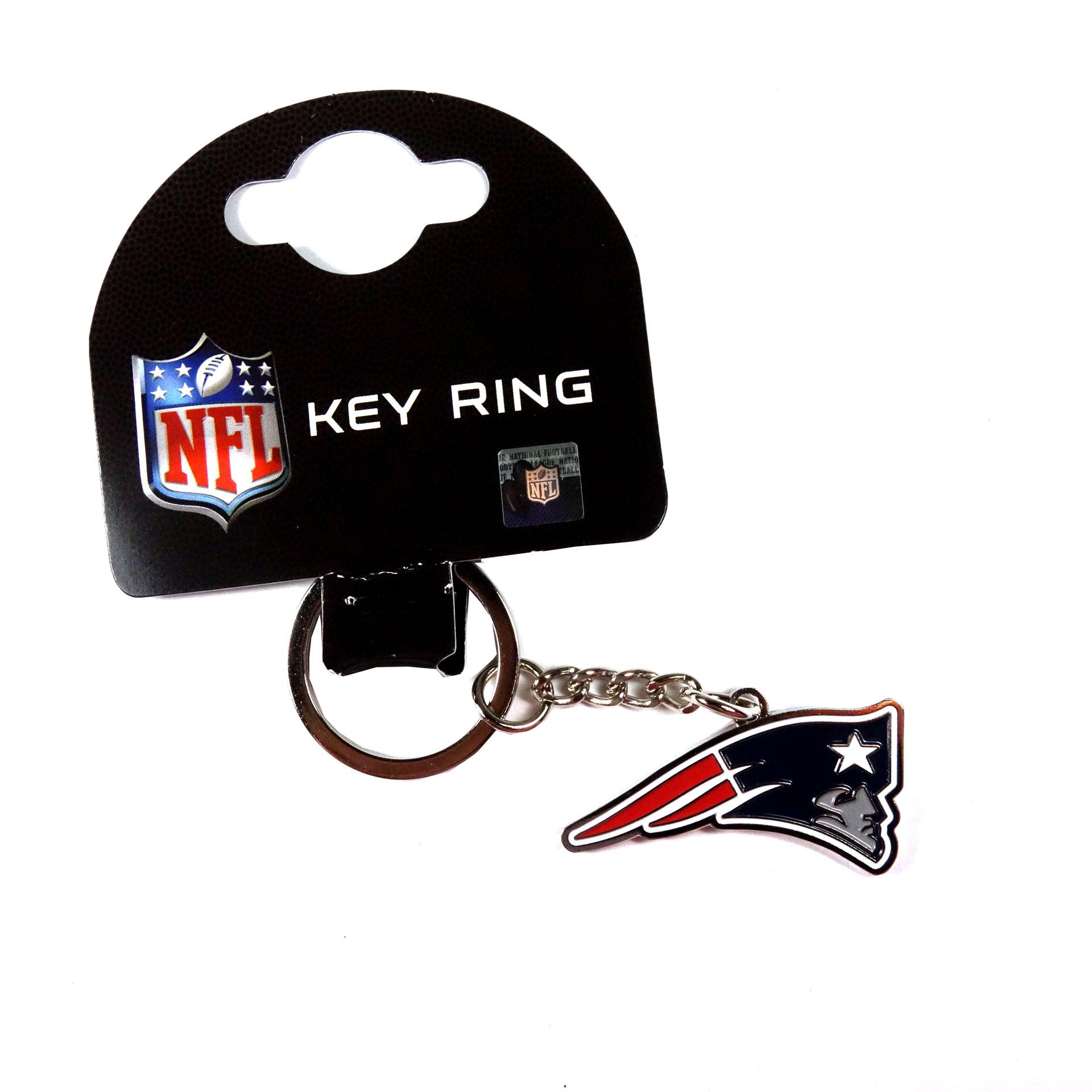 NFL Schlüsselanhänger New England Patriots