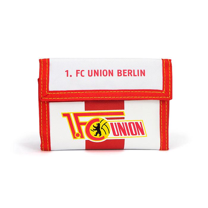Union Berlin Geldbörse Rot-Weiß Streifen