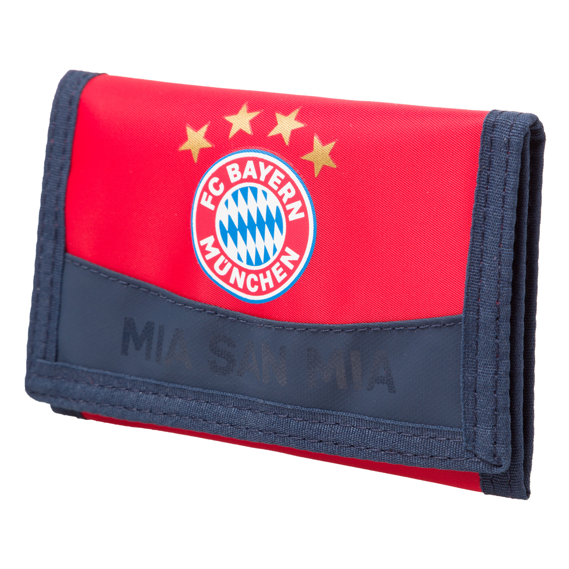 FC Bayern Geldbeutel Mia San Mia