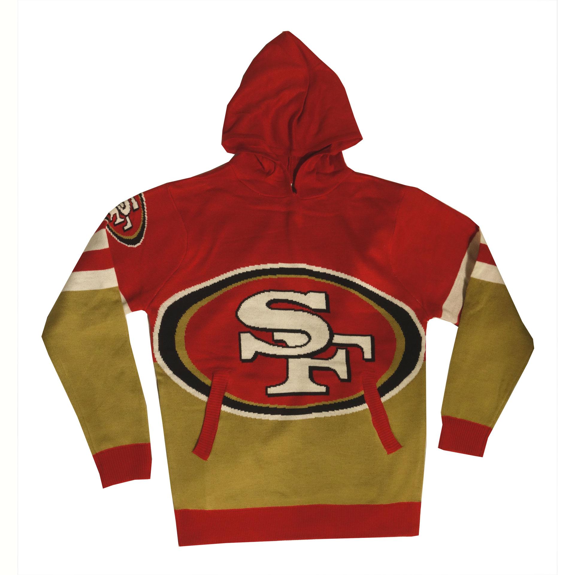 NFL Kapuzenpullover San Francisco 49ers