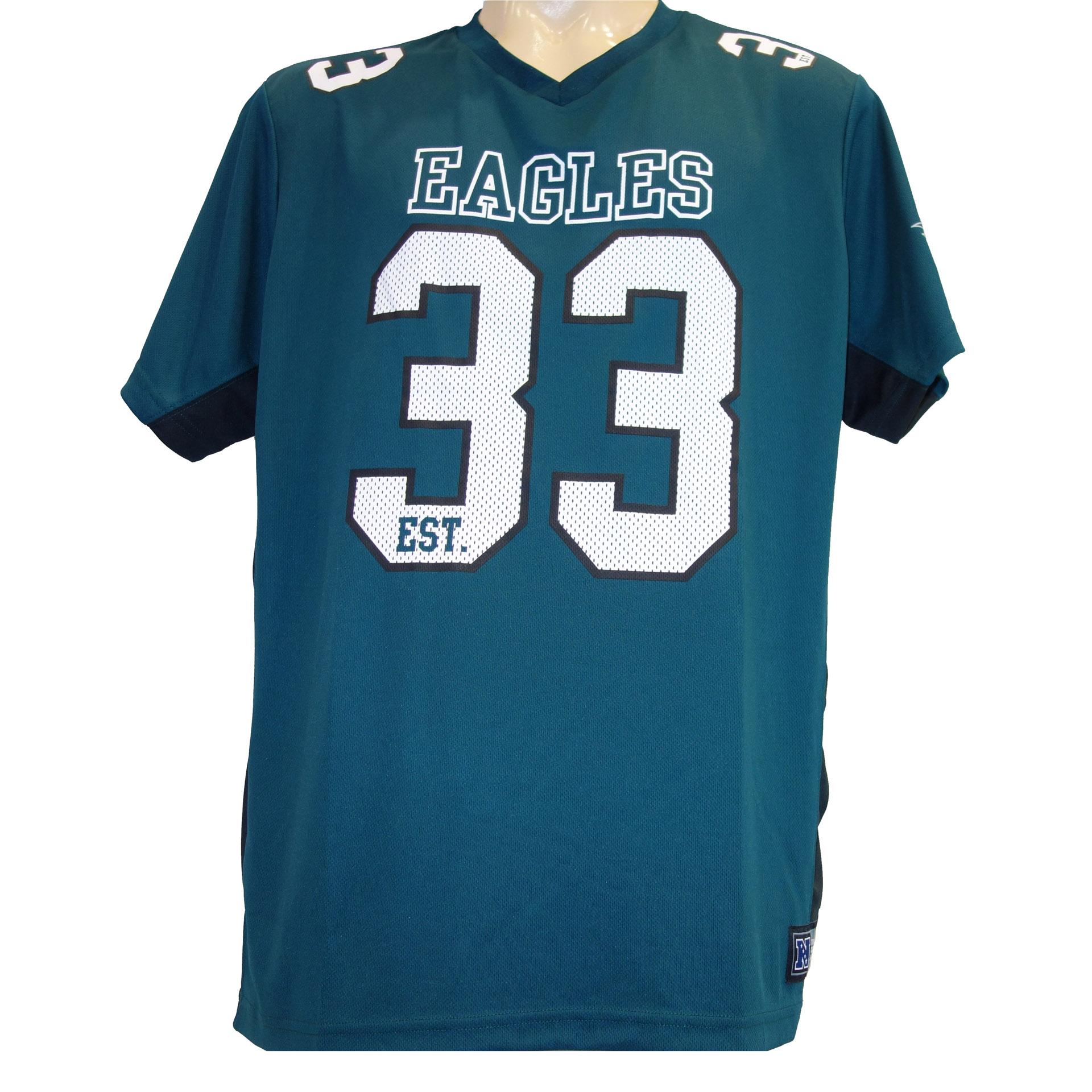 NFL T-Shirt Philadelphia Eagles Poly Mesh