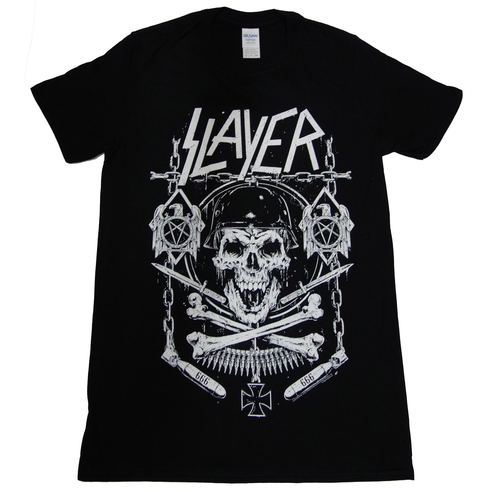 T-Shirt Slayer 666