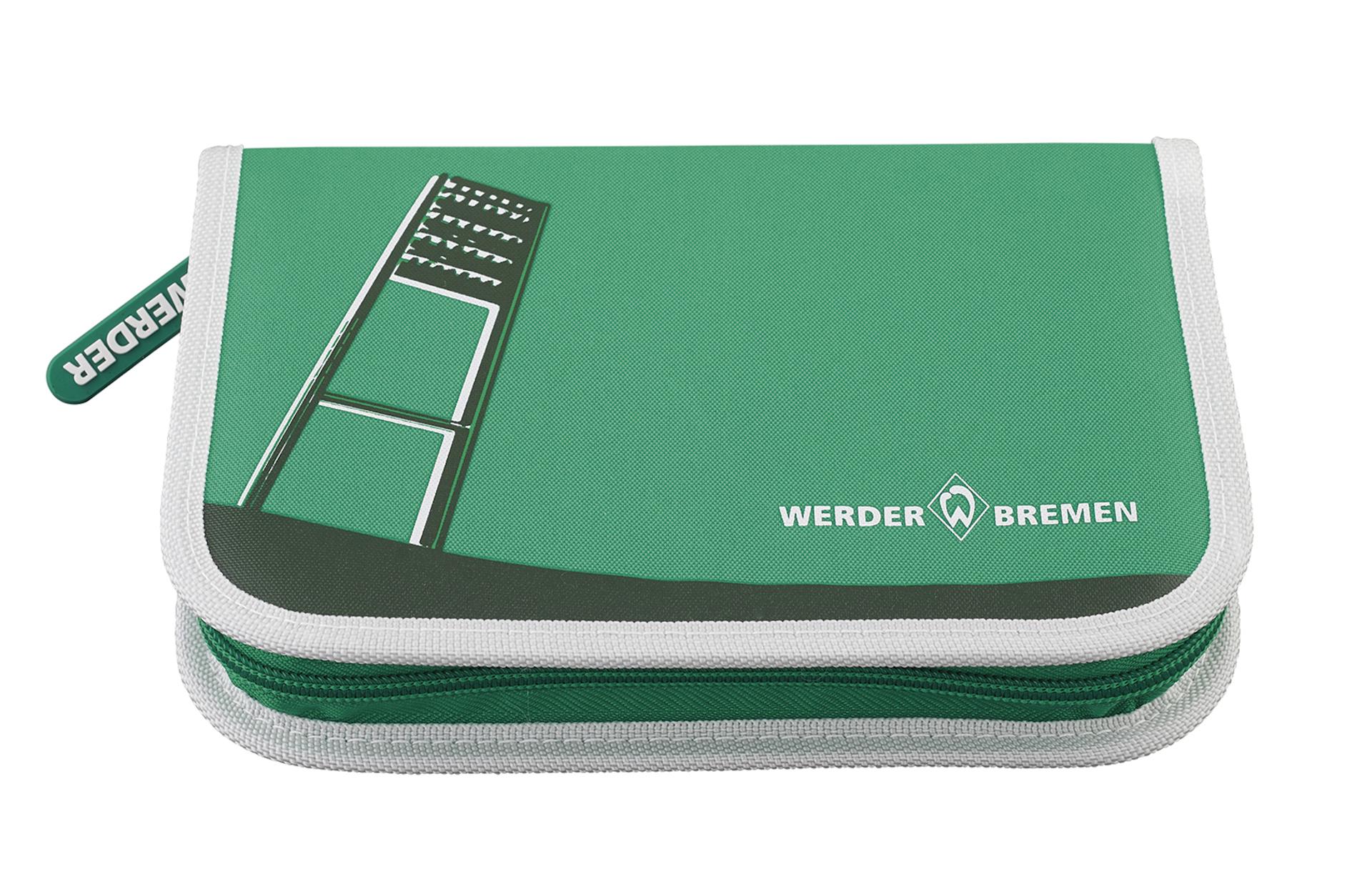 Werder Bremen Federtasche Schuletui Flutlicht