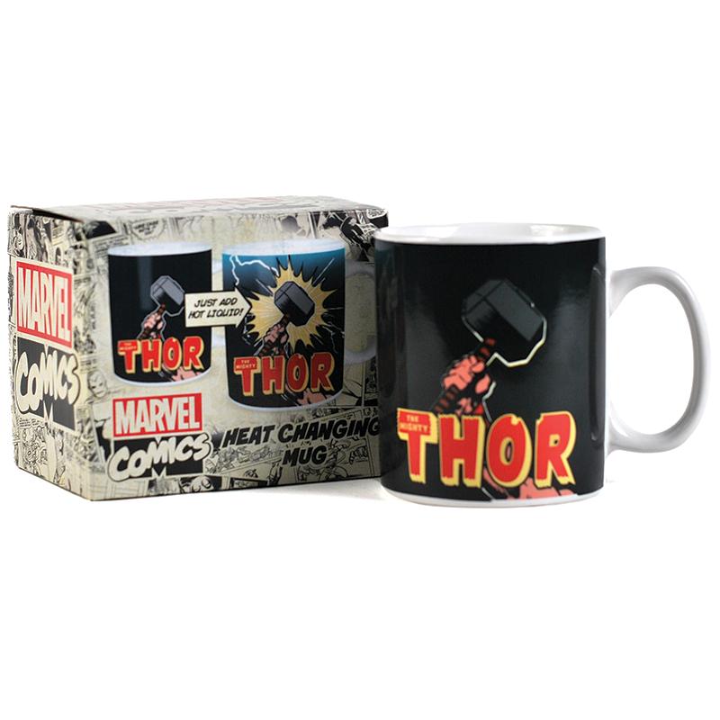 Thor Zaubertasse Heat Changing Mug