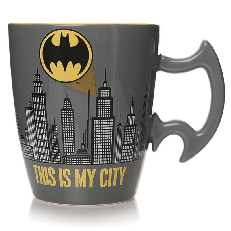 """Batman Tasse Mug """"Gotham City"""""""