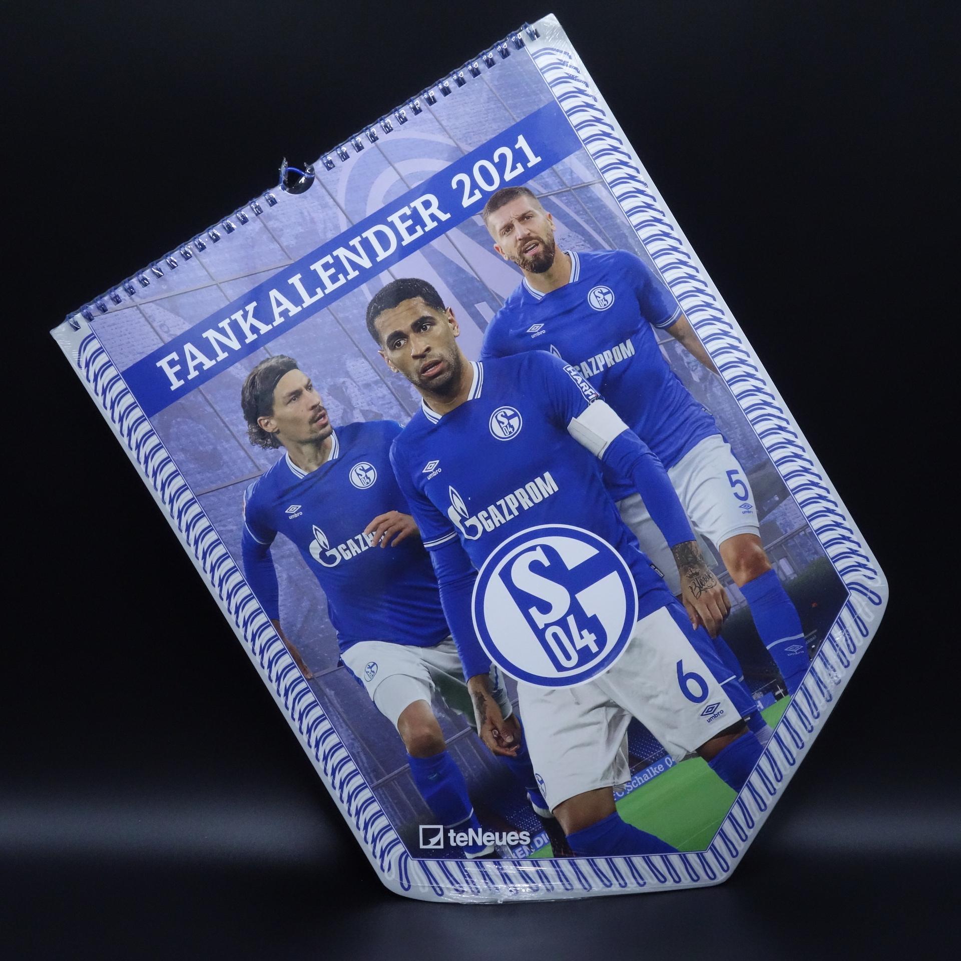 Schalke 04 Fankalender 2021