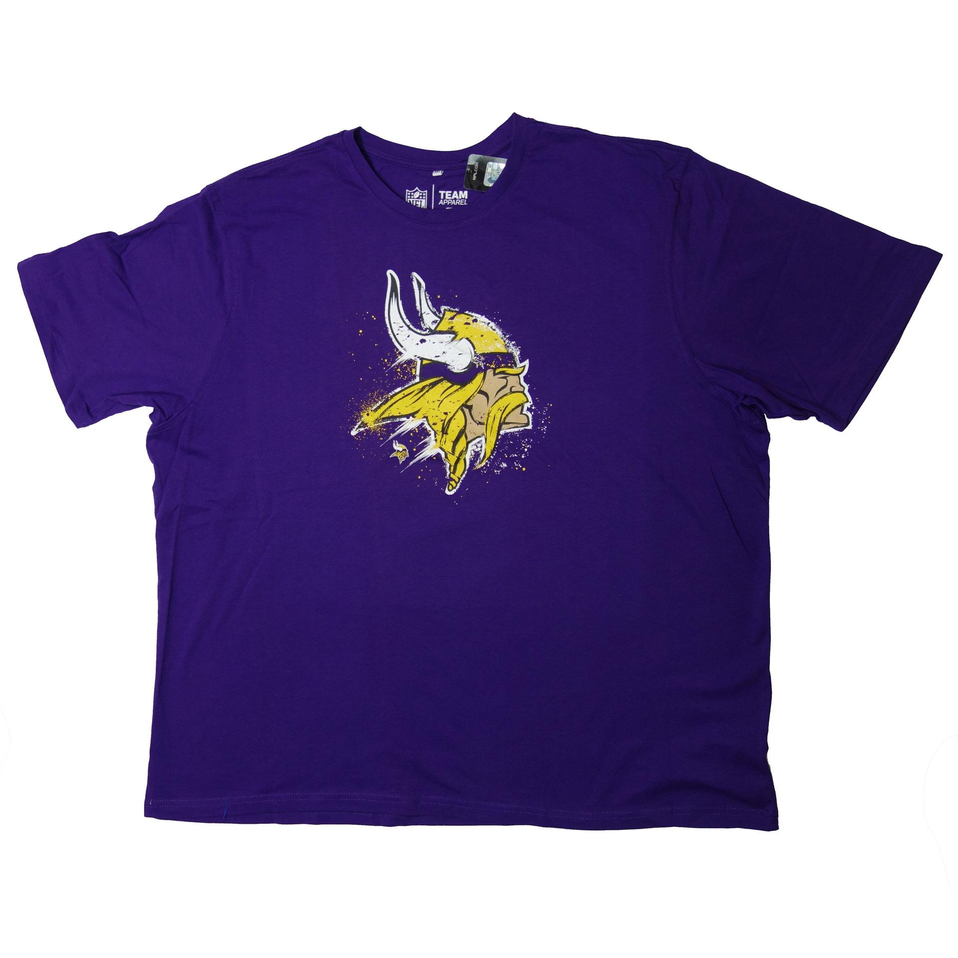 NFL T-Shirt Minnesota Vikings Logo