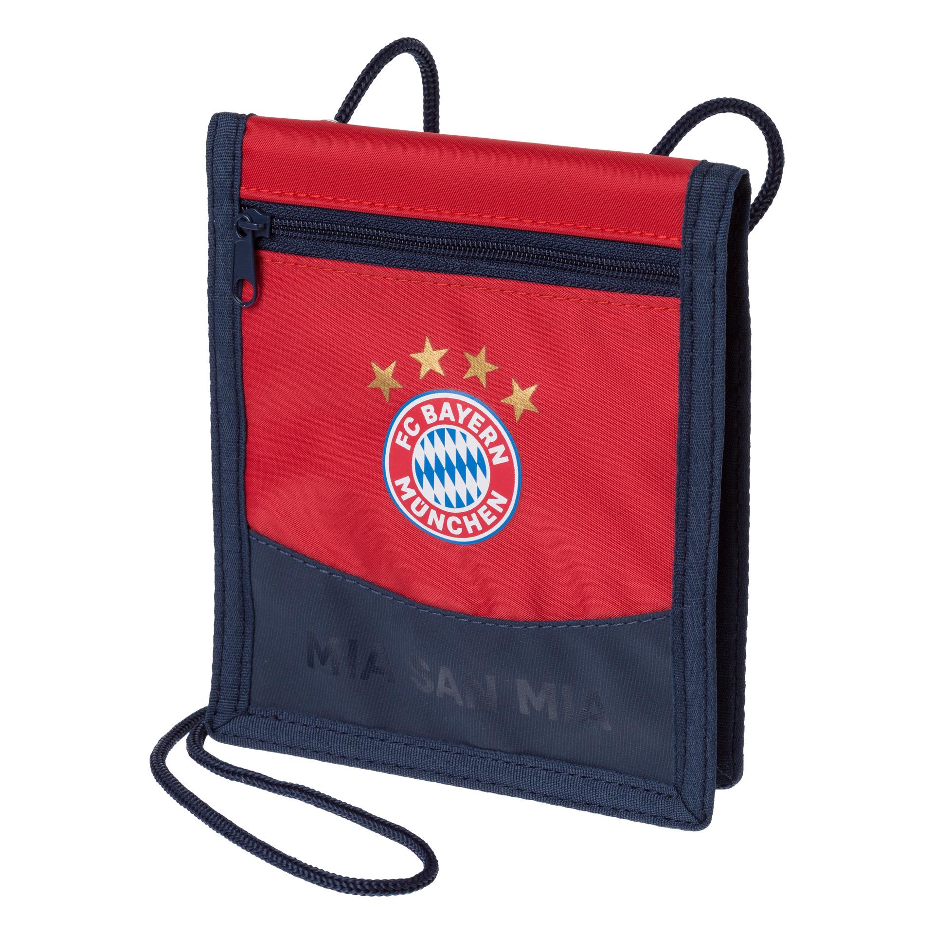 FC Bayern Brustbeutel MIA SAN MIA