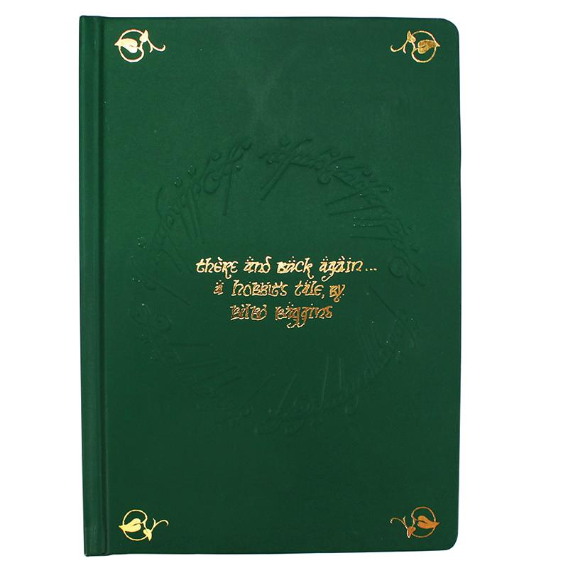 Der Herr der Ringe A5 Notizbuch, A5 Notebook