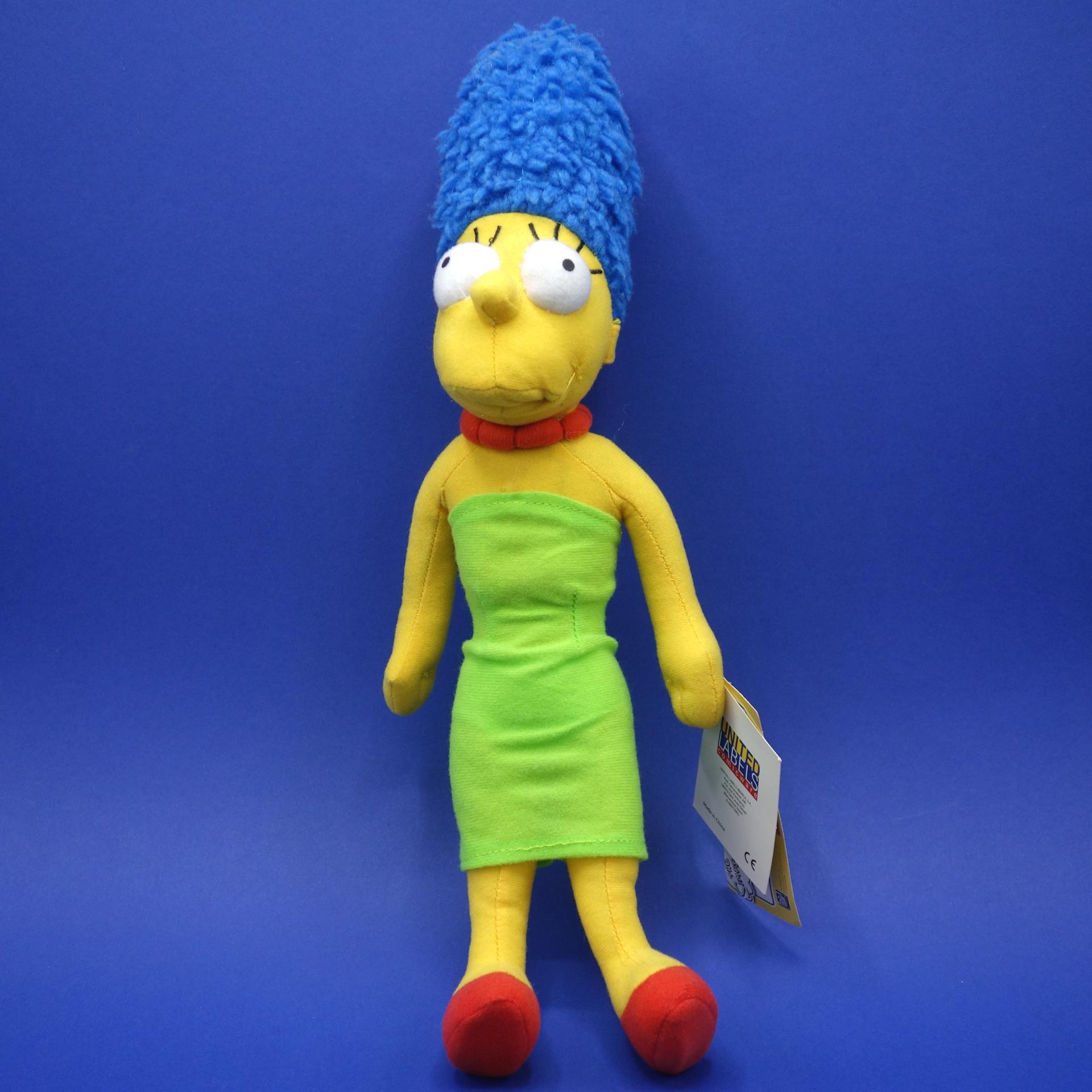 Marge Simpson Plüsch Figur The Simpsons