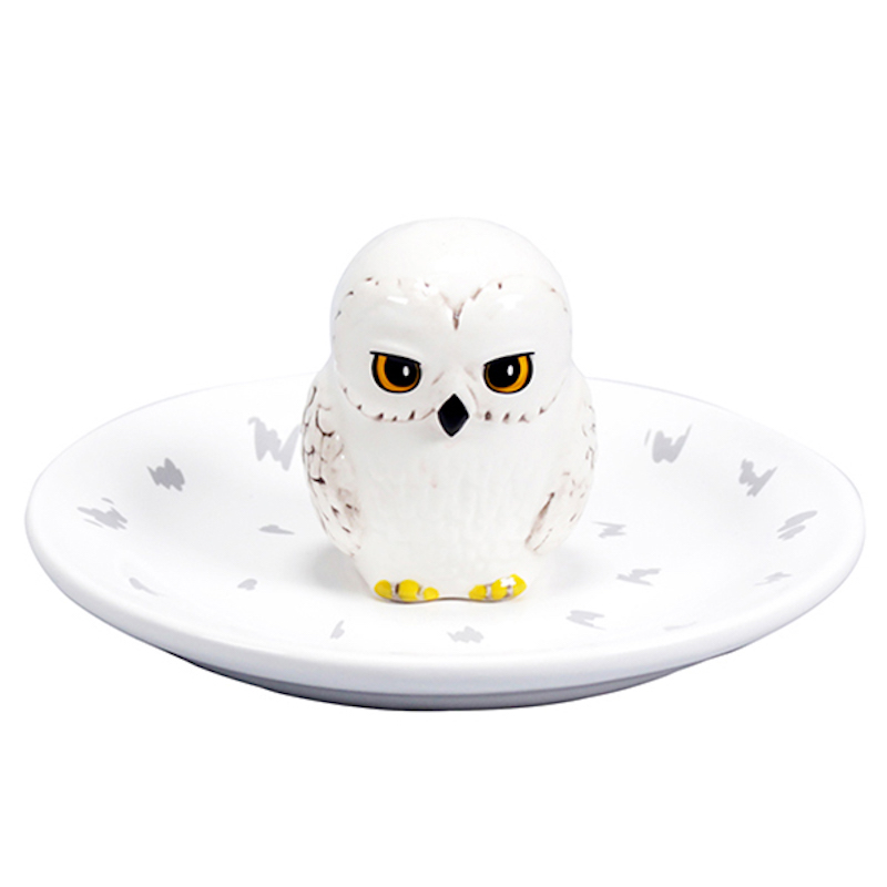 "Harry Potter Accessoire Teller Accessory Dish ""Hedwig"" Dekoteller"