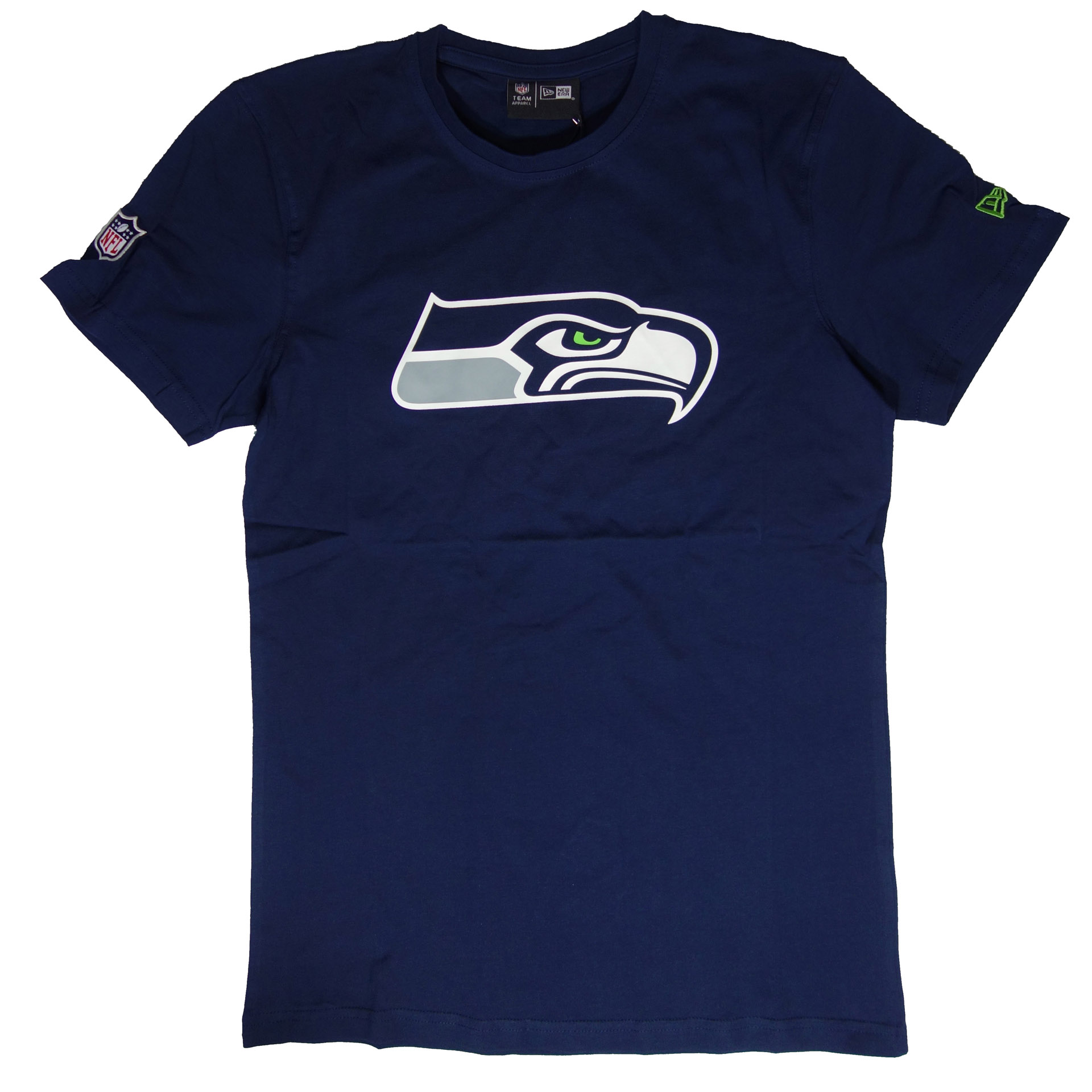 NFL New Era T-Shirt Seattle Seahawks Logo