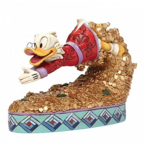 Sammelfigur Disney Duck Tales, Dagobert Duck