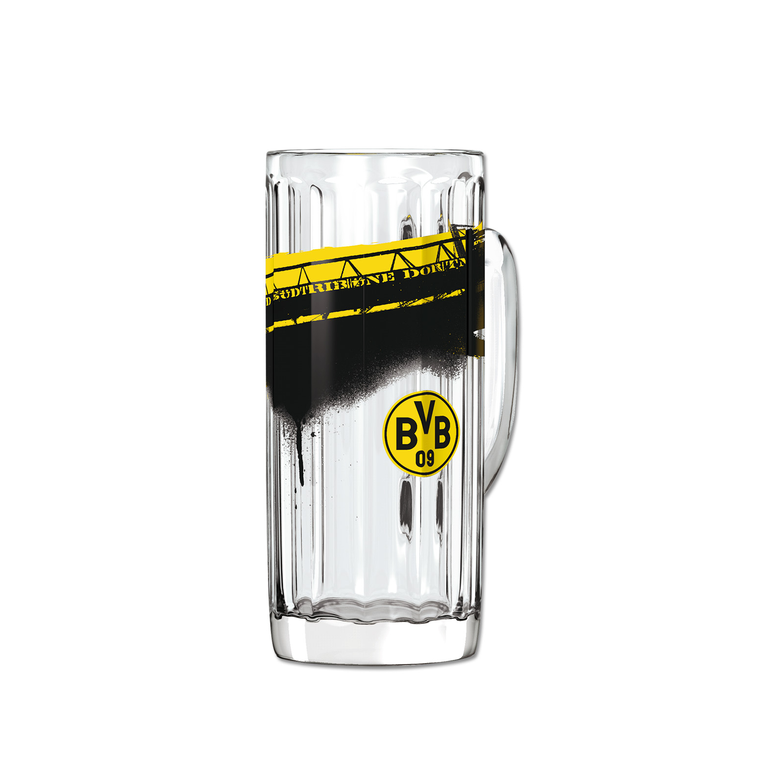 BVB Bierkrug Pilsglas
