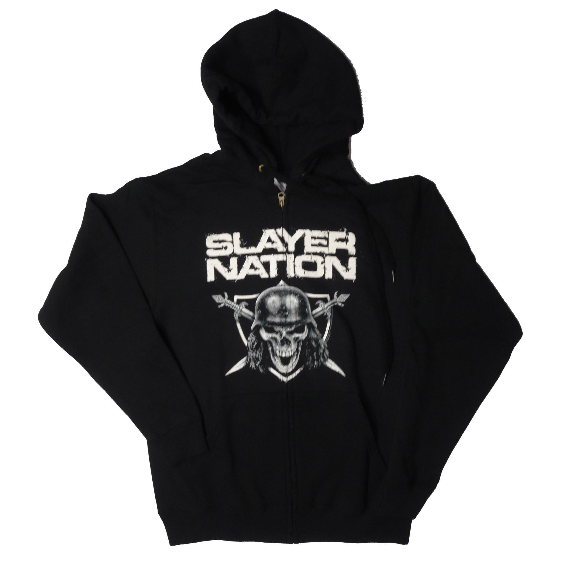 Hoodie / Jacke Slayer Nation