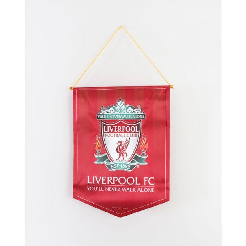 Liverpool FC Großer Wimpel Mit Wappen
