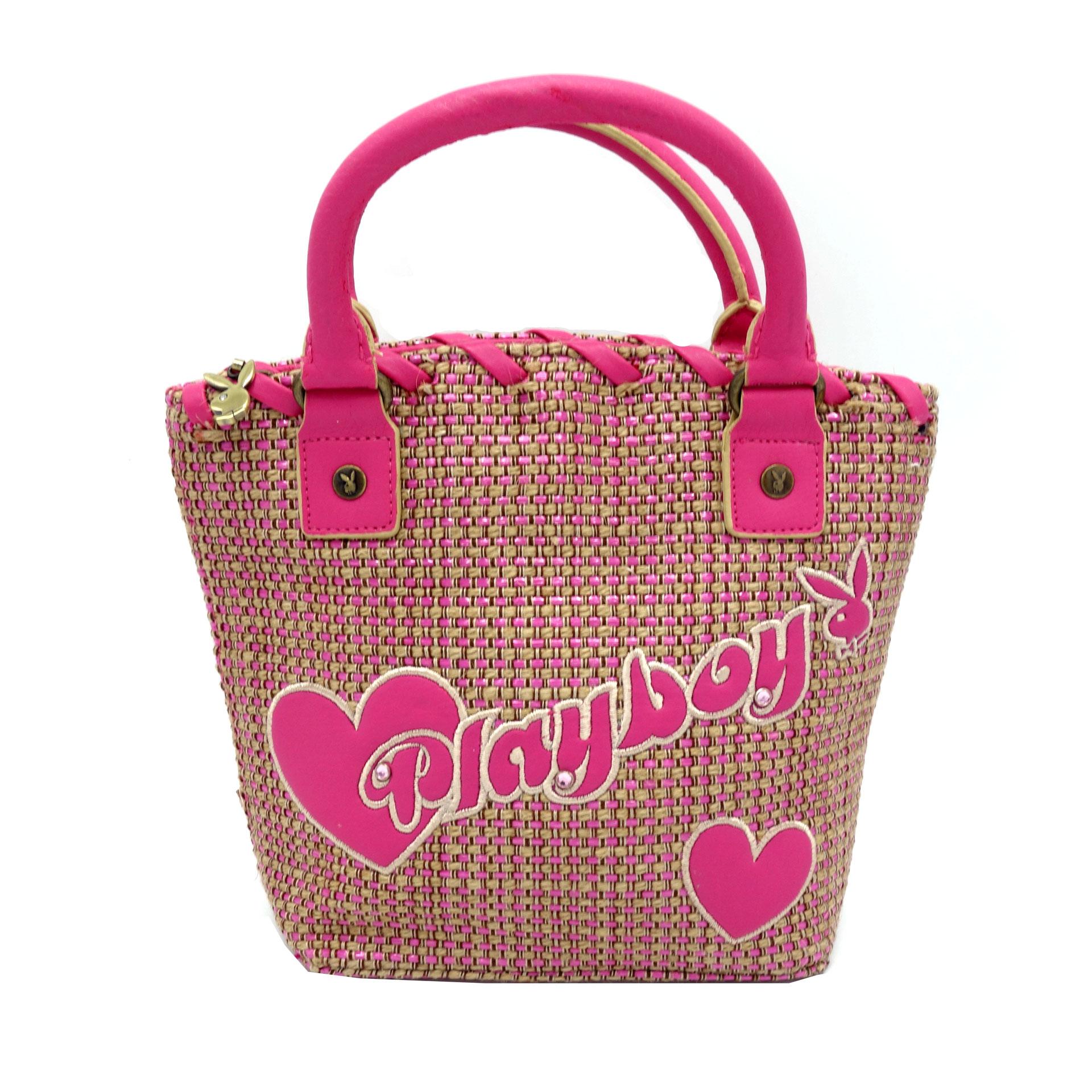 Playboy Kleine Damen Handtasche Heart