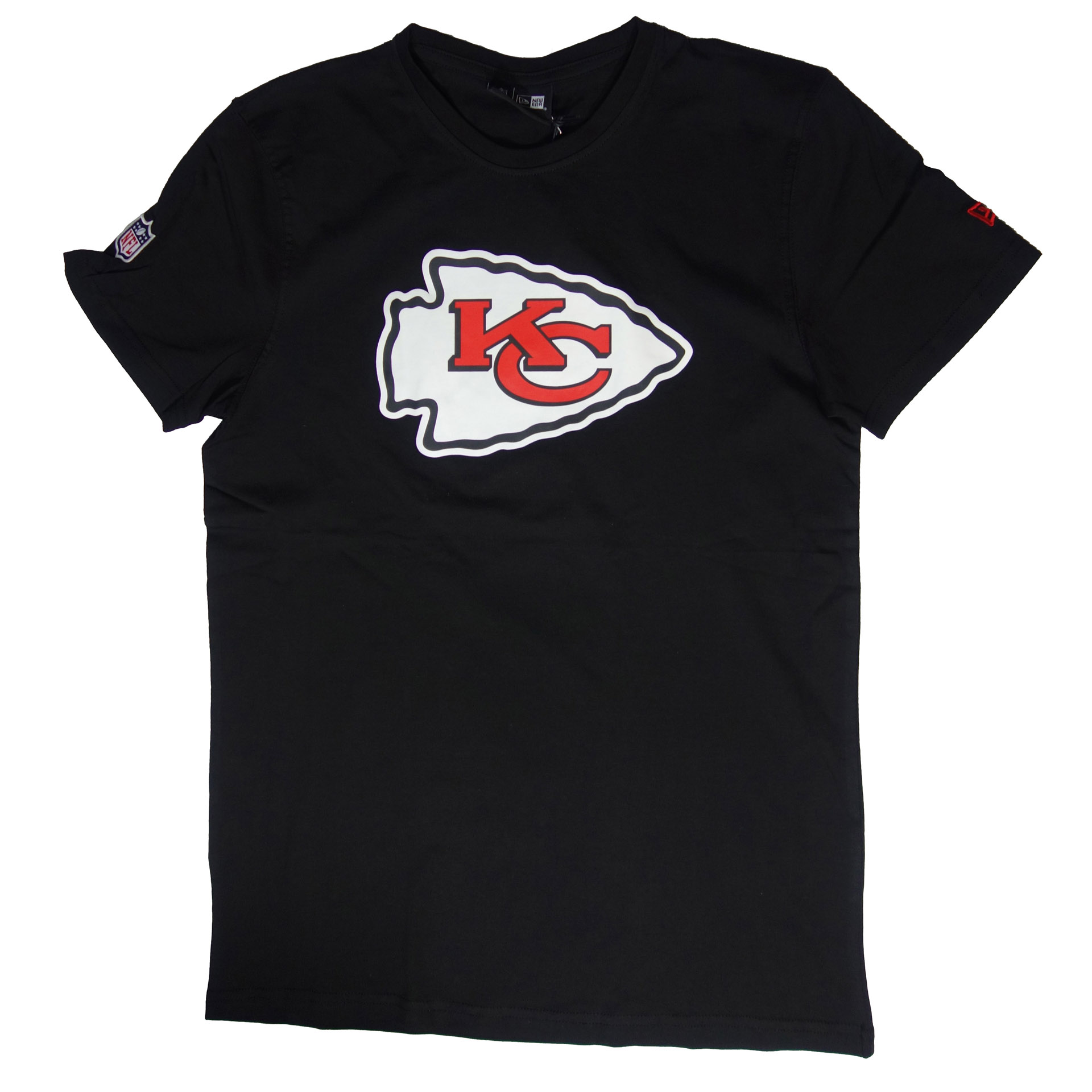 NFL New Era T-Shirt Kansas City Chiefs Logo