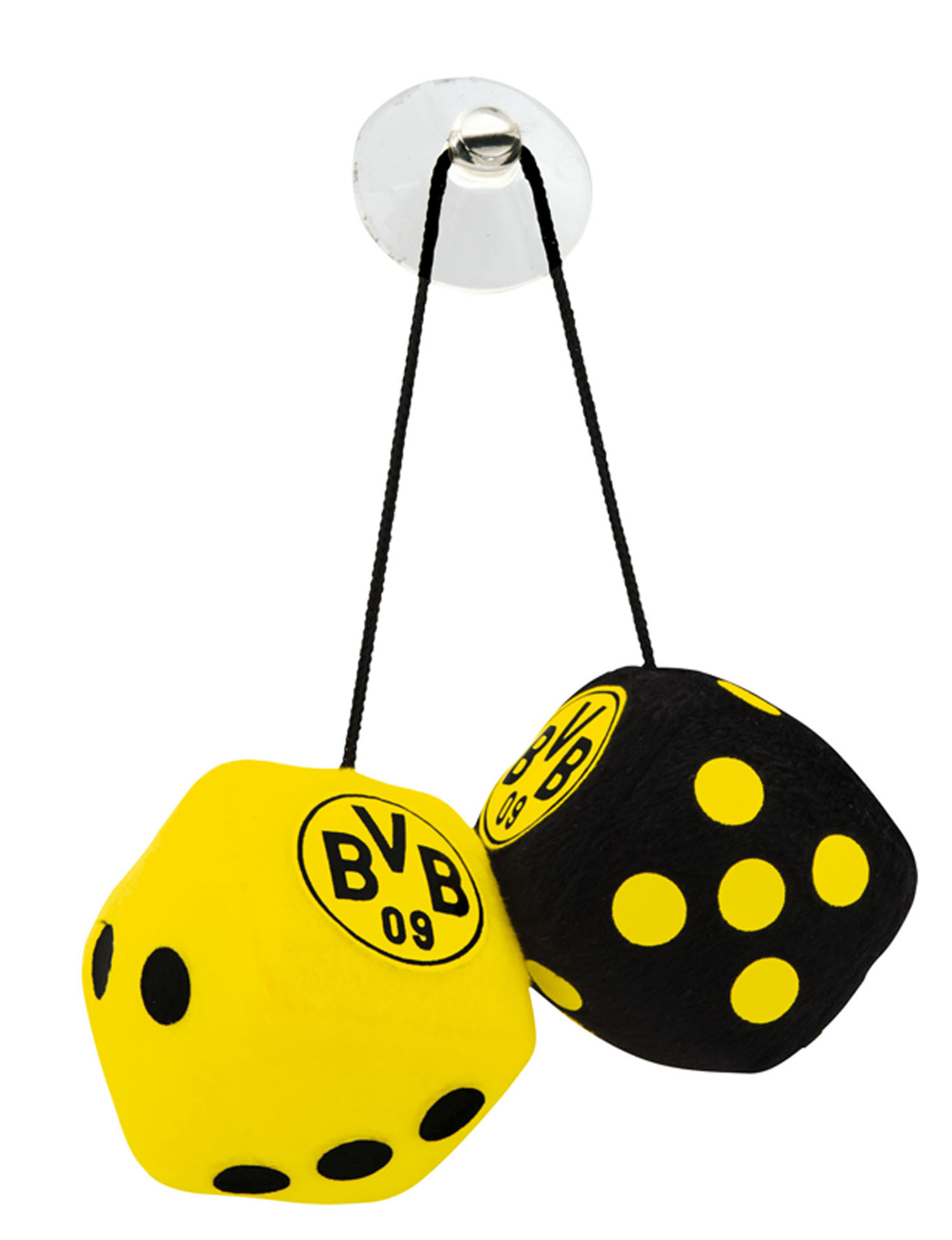 BVB Autowürfel Borussia Dortmund