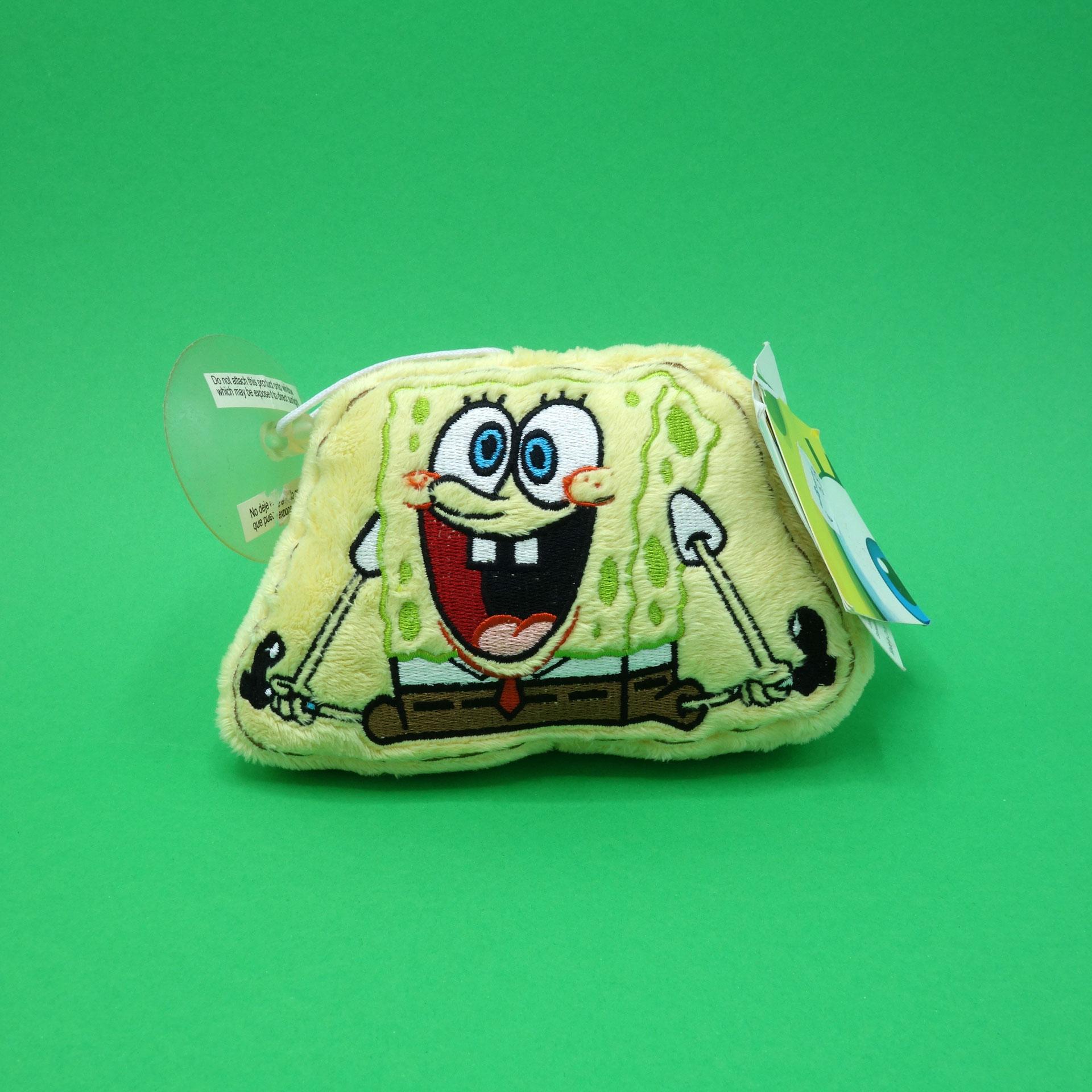 SpongeBob Schwammkopf Plüsch Mit Sauger
