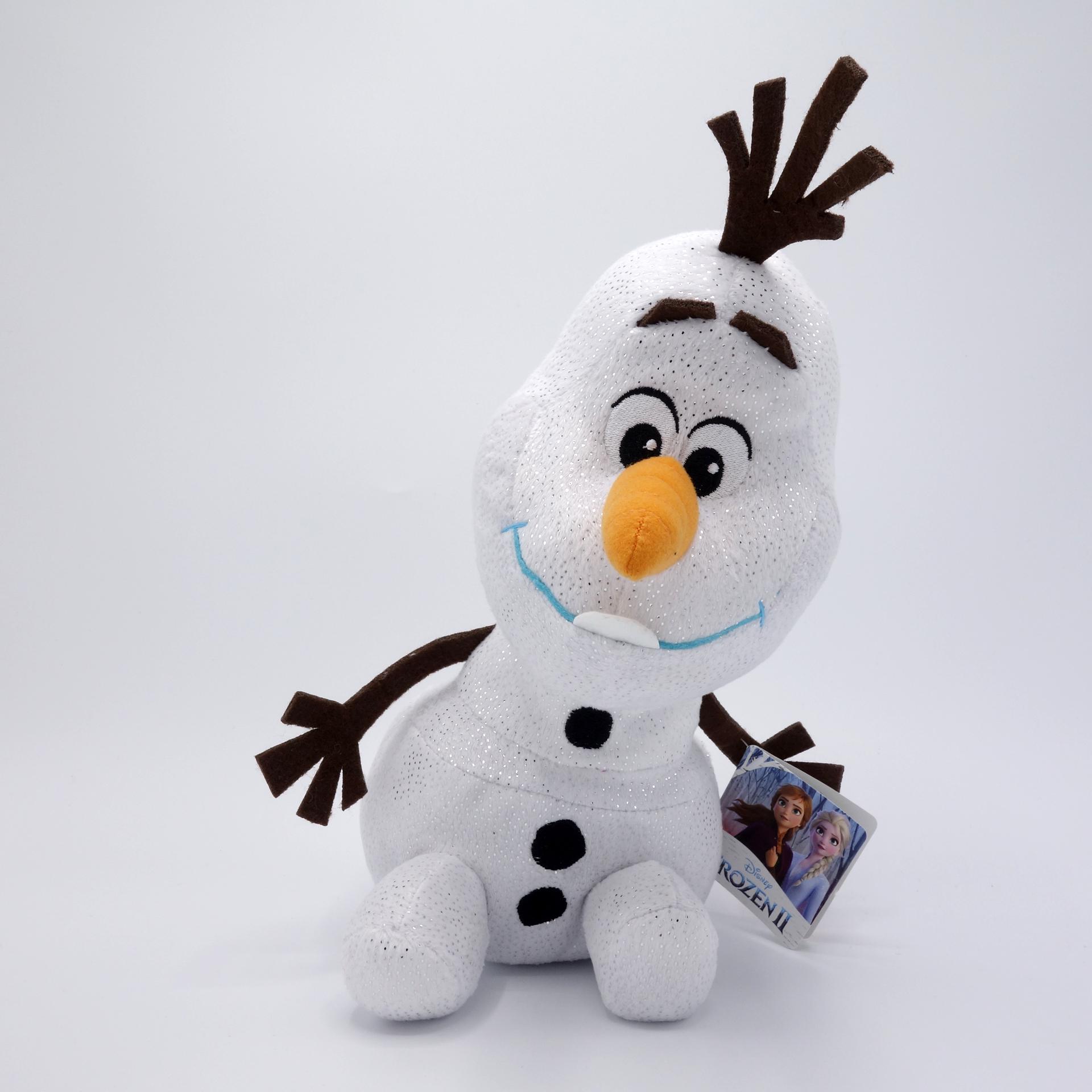 Disney Frozen Die Eiskönigin Olaf Plüsch Figur