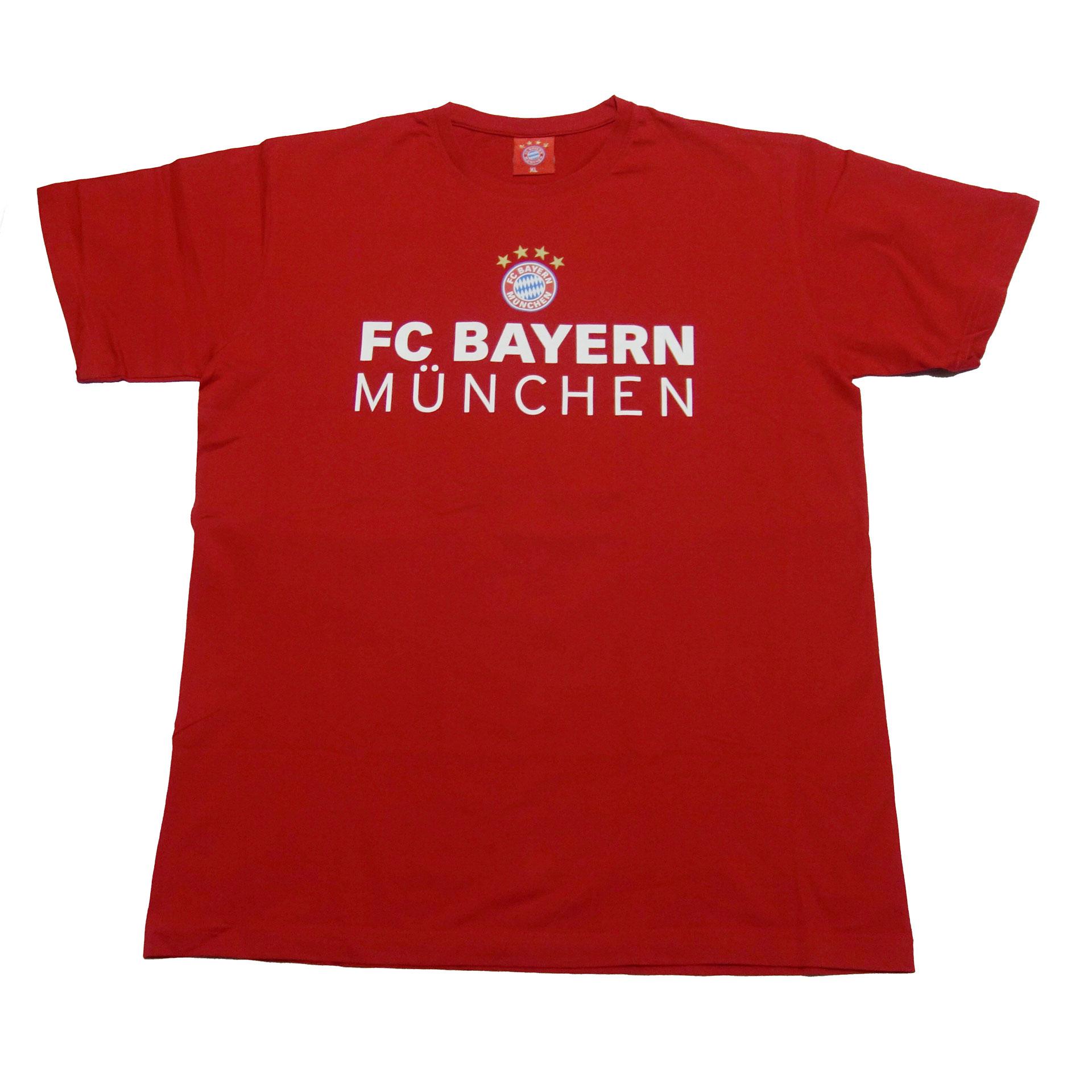 FC Bayern Fan T-Shirt