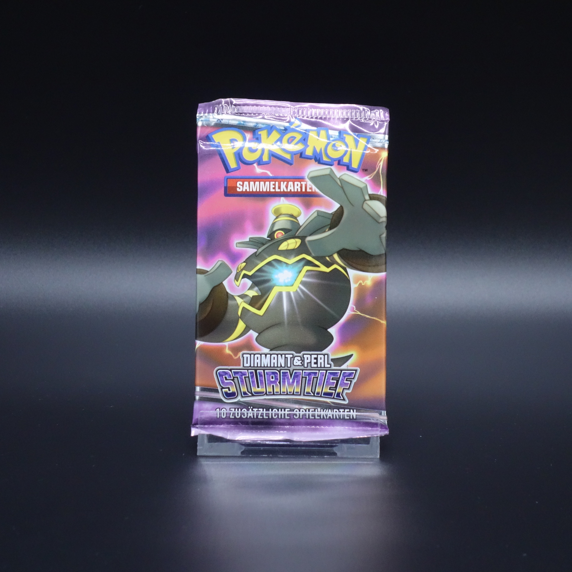 Pokemon Booster Diamant & Perl Sturmtief 2