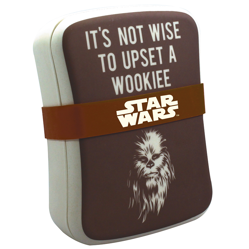 "Star Wars Brotdose ""Chewbacca"" Lunch Box"