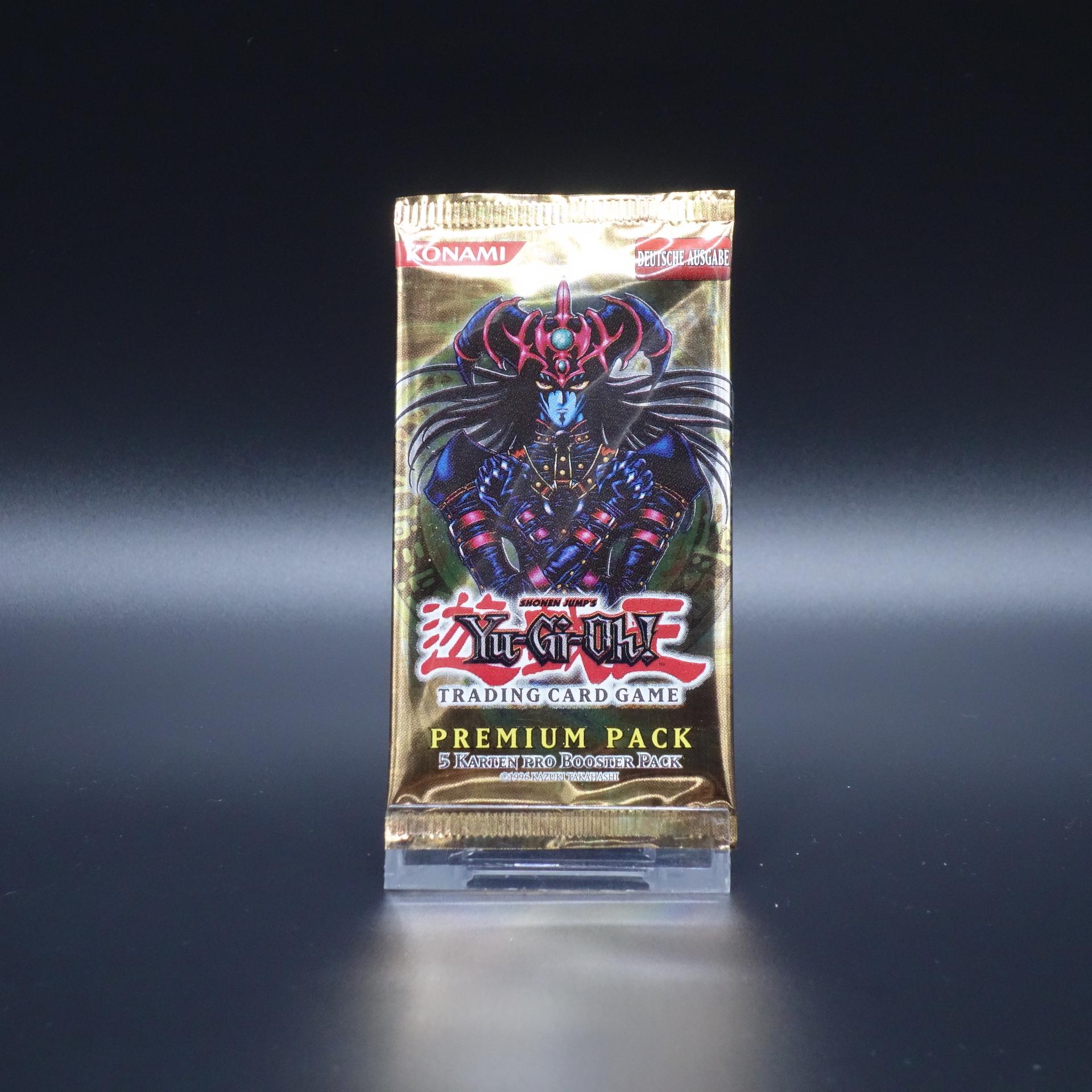 YuGiOh Premium Pack
