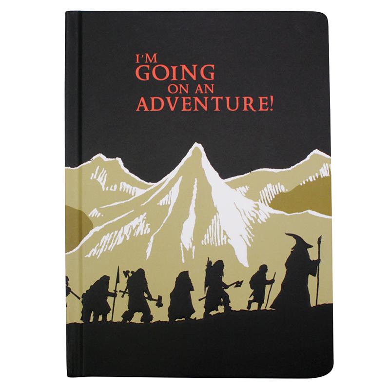Der Hobbit A5 Notizbuch, A5 Notebook