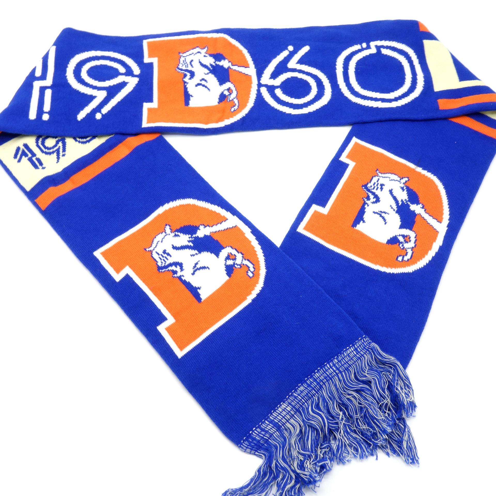 NFL Schal Denver Broncos Classic Logo