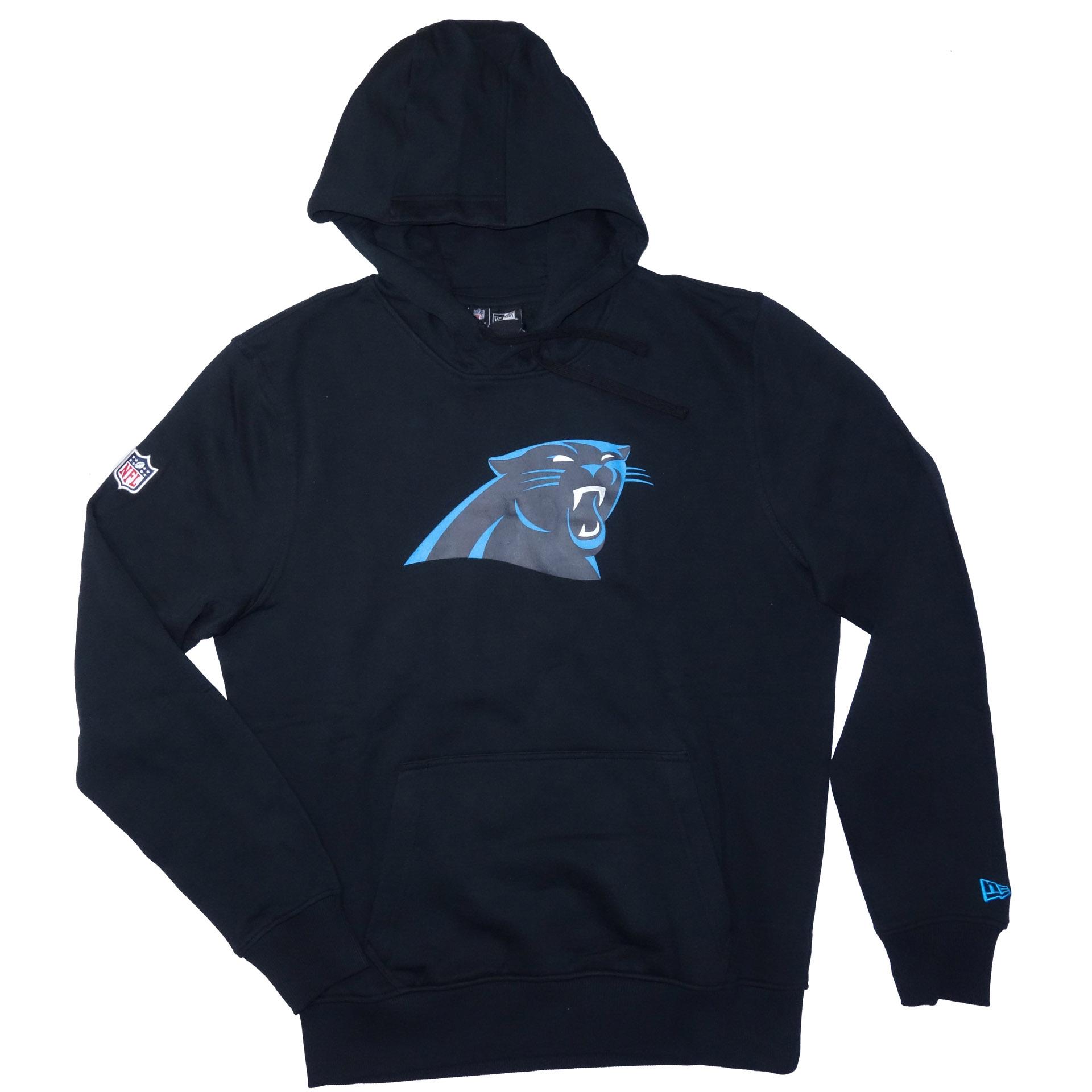 NFL New Era Hoodie Kapuzenpullover Carolina Panthers