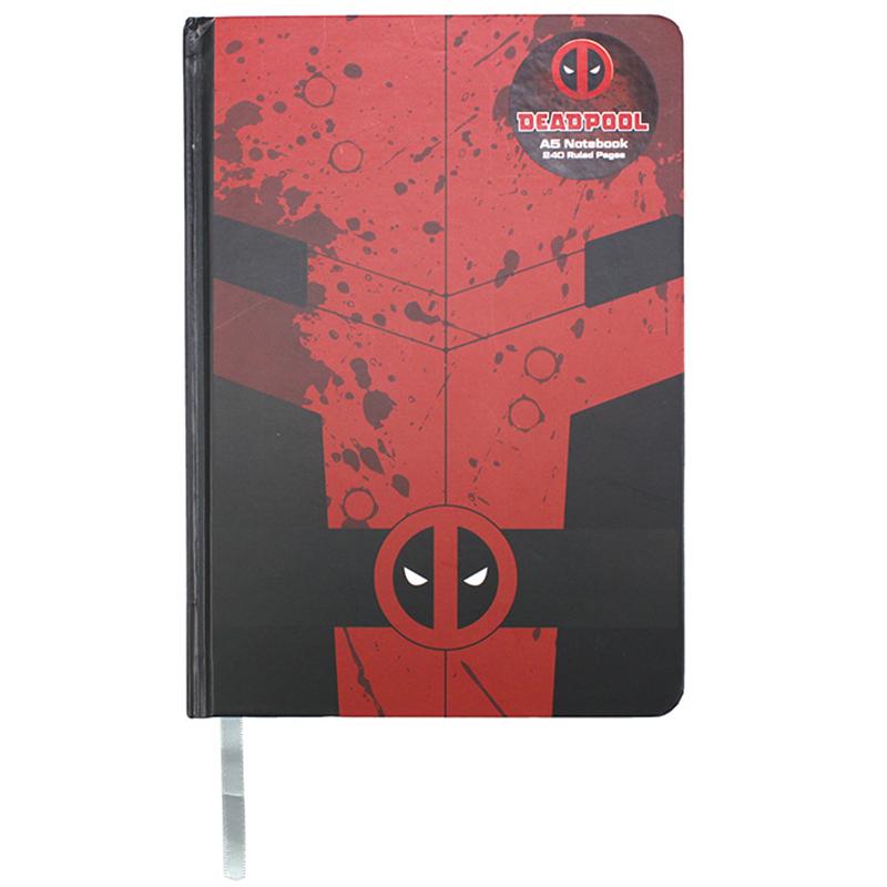 Deadpool A5 Notizbuch A5 Notebook