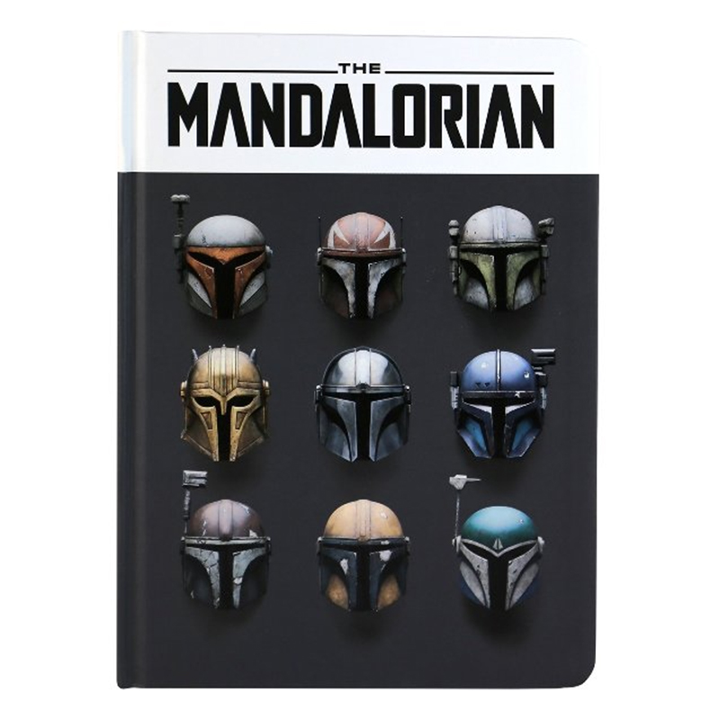 Der Mandalorian A5 Notizbuch, A5 Notebook